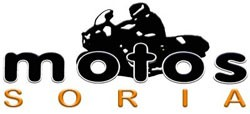 Motos Soria Madrid logo